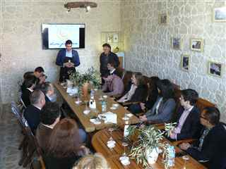 Private tour with Olive oil seminars