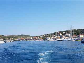 Paxos and Antipaxos private boat trip