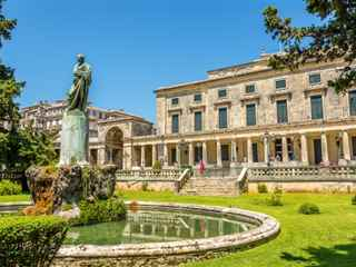 The Asian Museum in Corfu