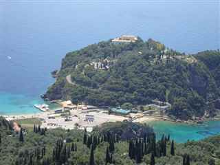 A Paleokastritsa highlights of Corfu