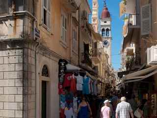 Corfu Old Town private trip