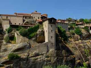 Full day trip to Meteora from Corfu