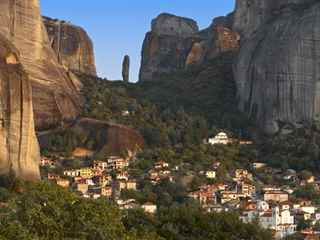 Excursion from Corfu to Meteora