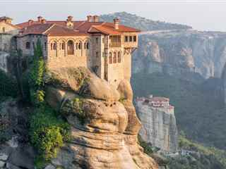 Meteora private day trip from Corfu