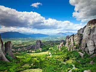 Russian Guided Tour to Meteora