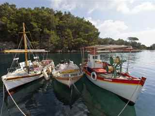 Cruise from Corfu to Sivota and Blue Lagoon