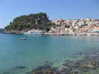 Day cruise to Sivota and Parga from Corfu