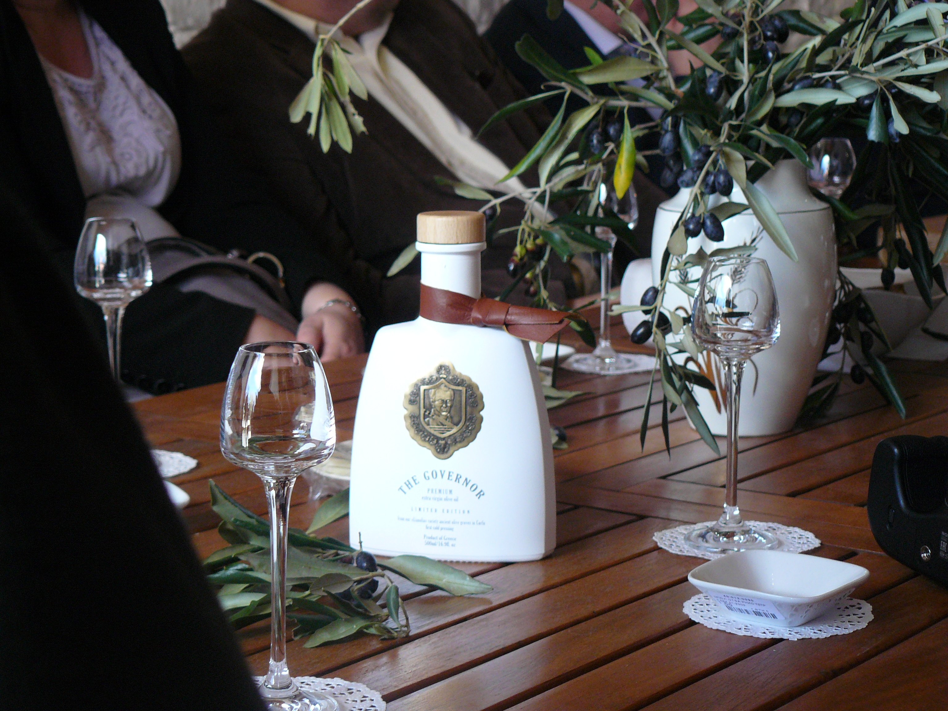 Shore Tour to Olive Mill and Tasting | CorfuTrips com