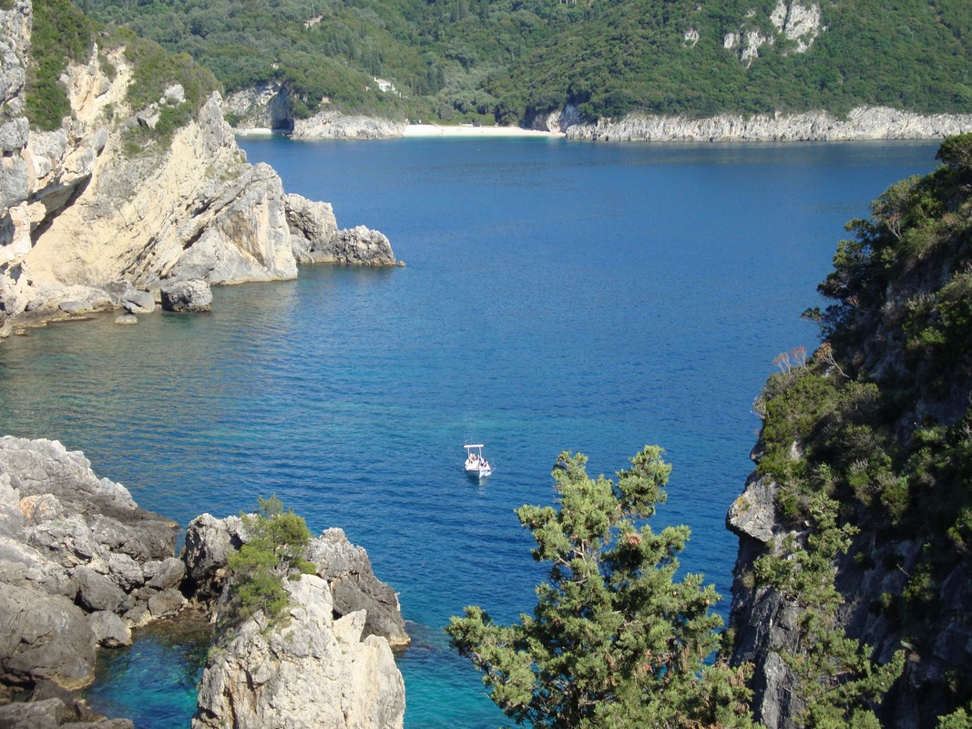 Private Speedboat trip in Corfu