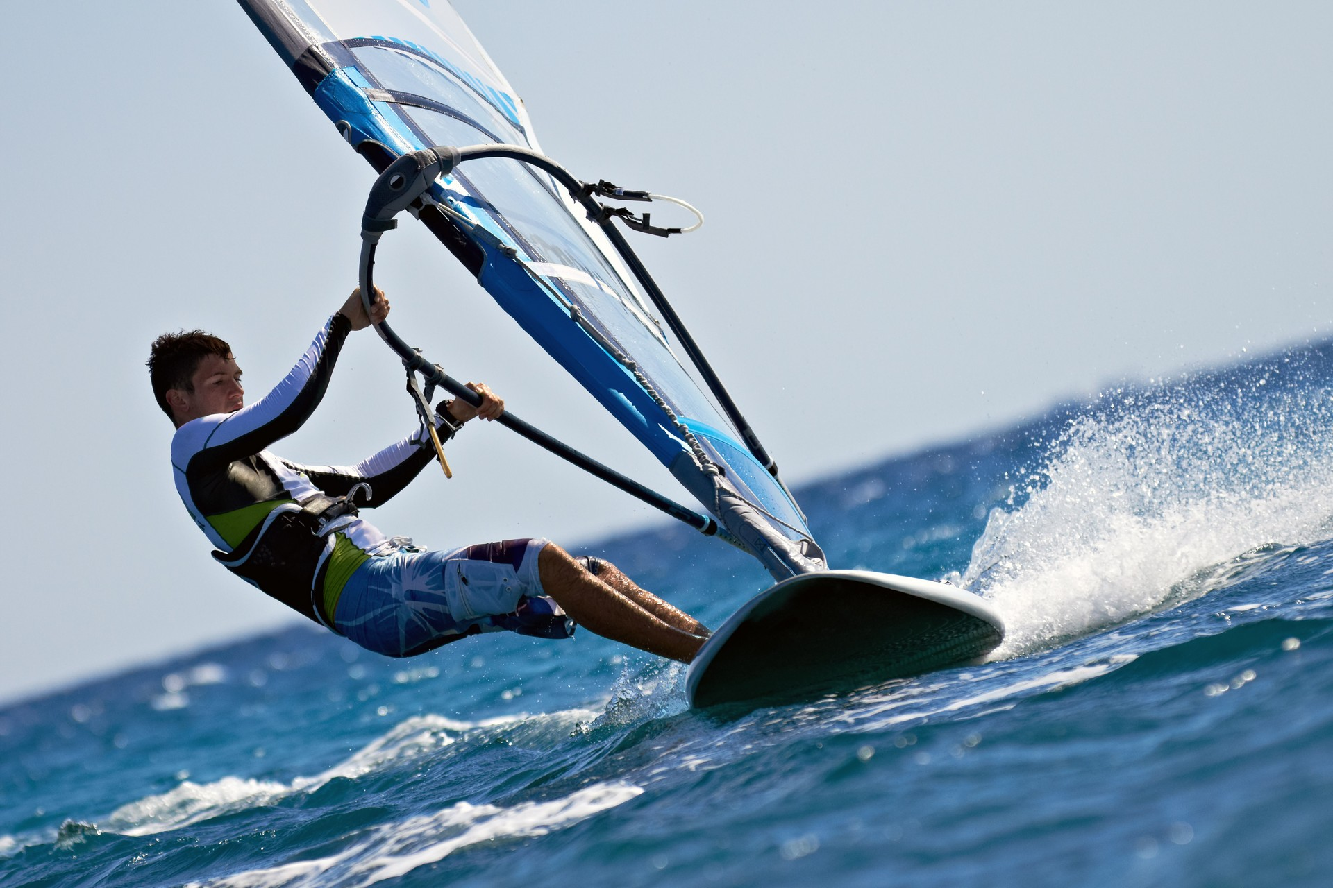 Windsurfing packages for Beginners in Corfu